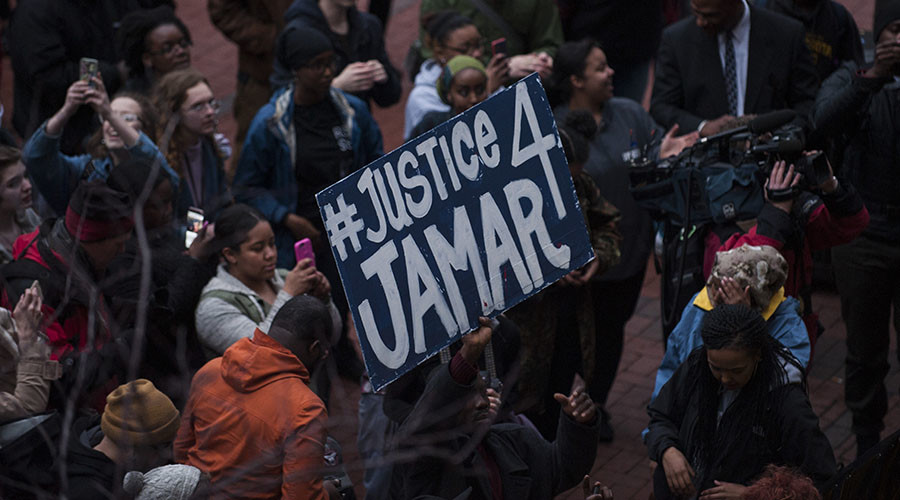 No federal charges for officers in Jamar Clark shooting
