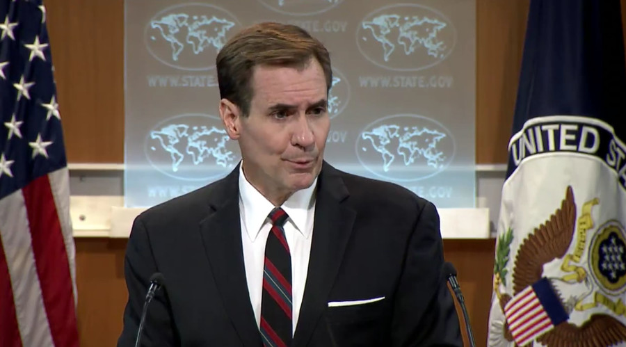 State Dept says it 'deliberately' cut part on Iran secret talks from its 2013 video