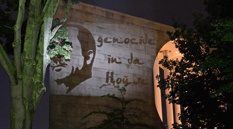 'Erdogan not emperor of Europe, we should recognize Armenian genocide' – German activist