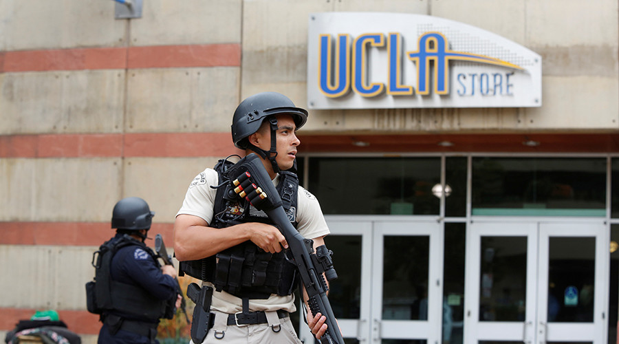 Brazil's Copa America training base moved after deadly UCLA shooting