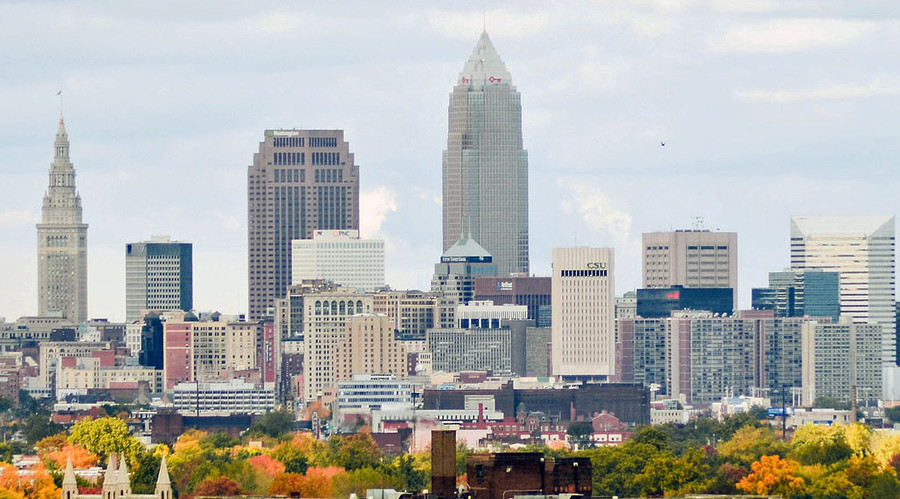 No tennis balls! Cleveland's pre-convention ban doesn't include guns