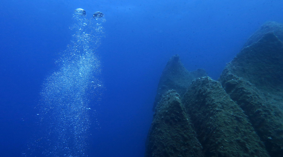 Underwater 'lost city' not made by humans