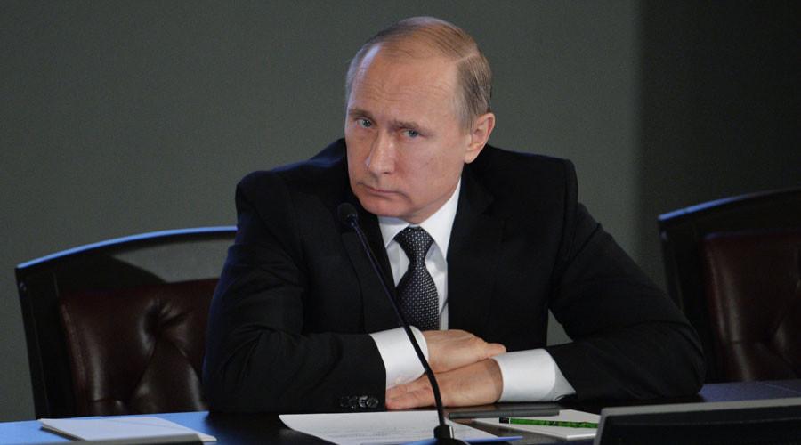 Russian President Vladimir Putin © Vladimir Astapkovich