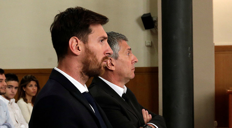 FC Barcelona's player Lionel Messi © Alberto Estevez