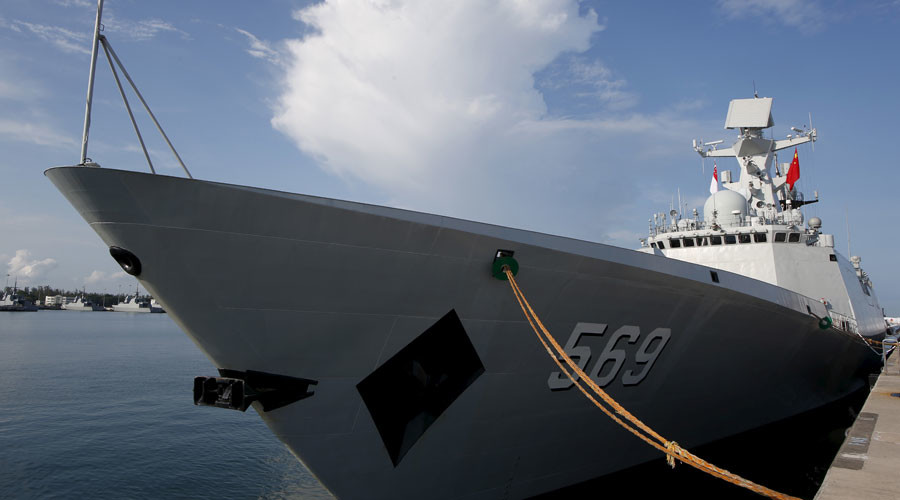 Beijing to participate in US naval drills amid South China Sea tensions