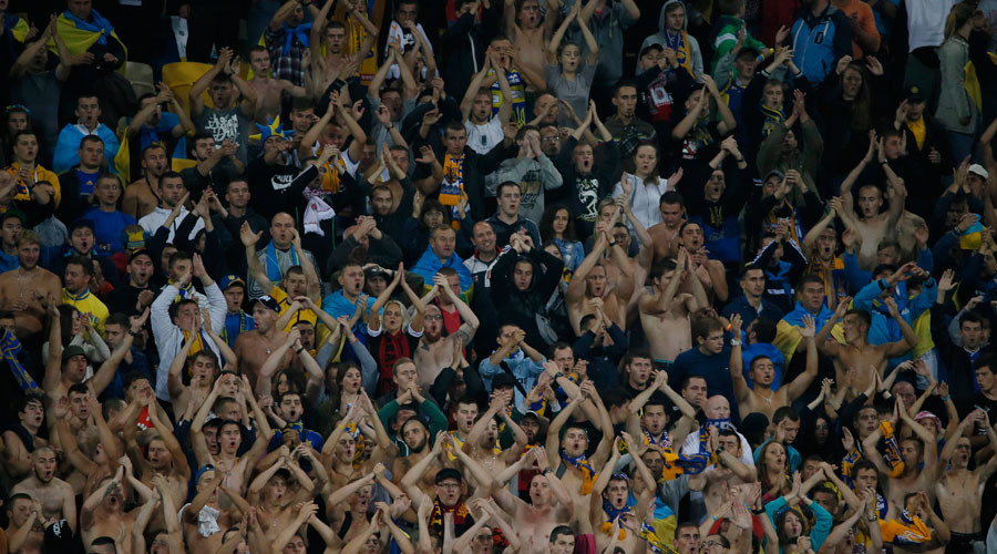 Ukraine fans voice anger at Euro 2016 visa rejections