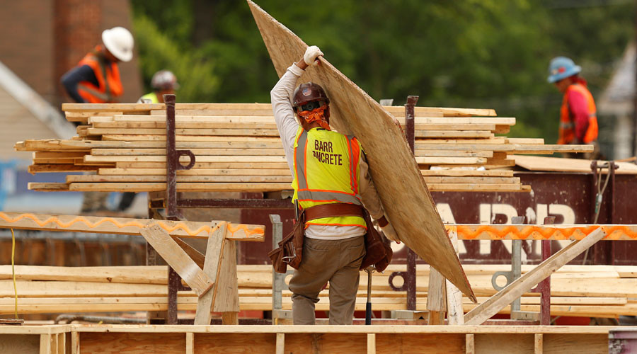 US adds only 38k jobs in May, weakest growth since 2010