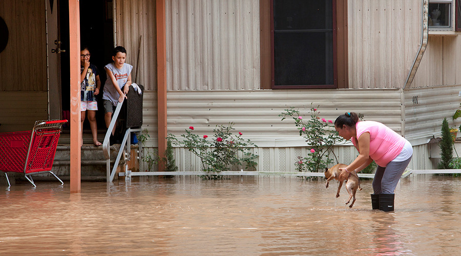 16 killed in Texas flooding this week, more rain & help on the way