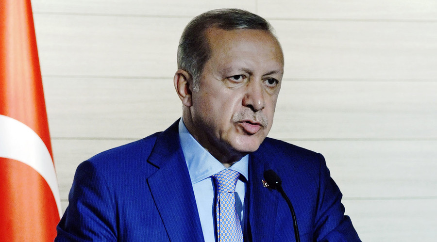 Erdogan says Turkey may abandon Europe amid crisis after German 'blackmail' on Armenian genocide