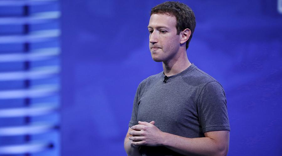 Facebook CEO Mark Zuckerberg © Stephen Lam