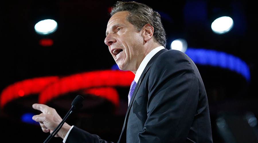 NY governor signs pro-Israel executive order to 'blacklist' BDS supporters
