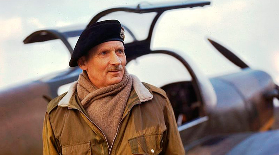 D-Day plan handwritten by General Monty goes on display in London