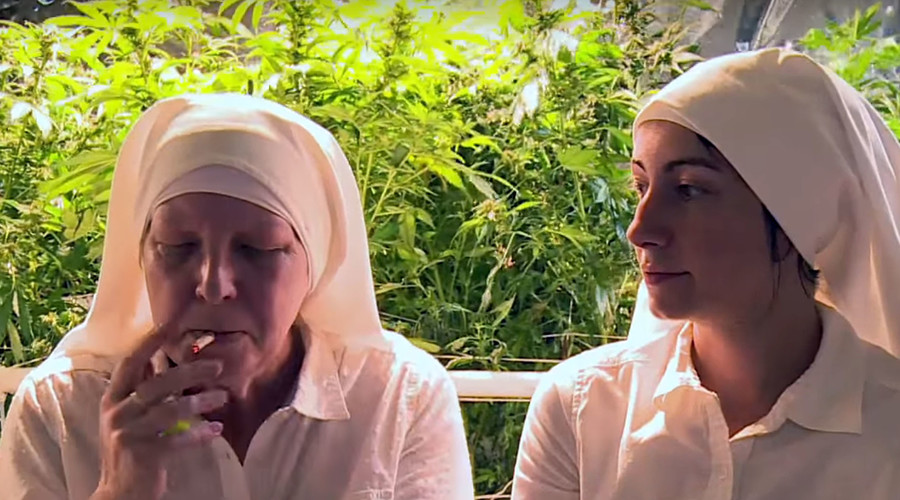 Holy toke: Weed-growing 'nuns' defy California town's cannabis cultivation ban