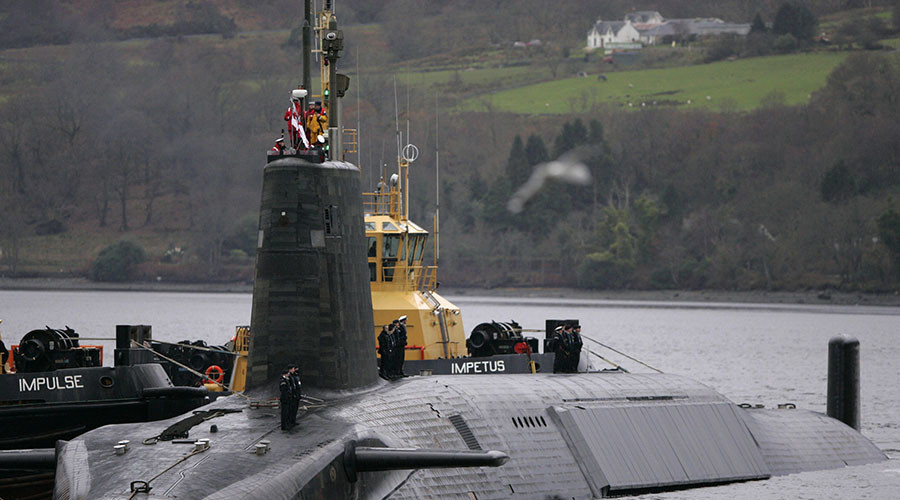 Britain secretly upgrading its nukes without asking MPs - report