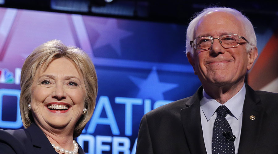 Clinton & Sanders go head-to-head in final Super Tuesday primary