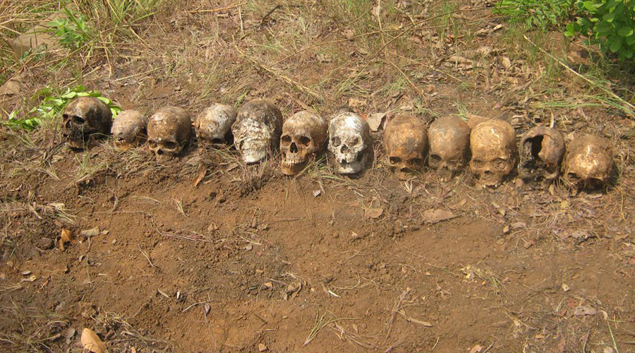 Central African Republic mass grave linked to peacekeepers