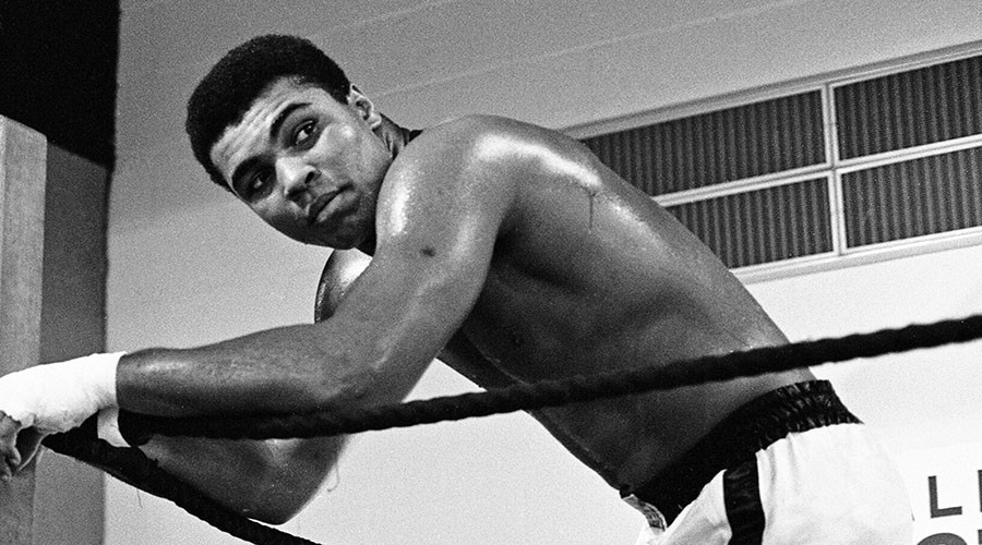 The shameful distortion of Muhammad Ali's legacy