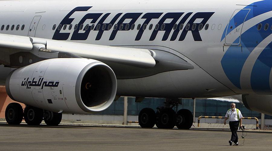 EgyptAir jet makes emergency landing in Uzbekistan over bomb scare