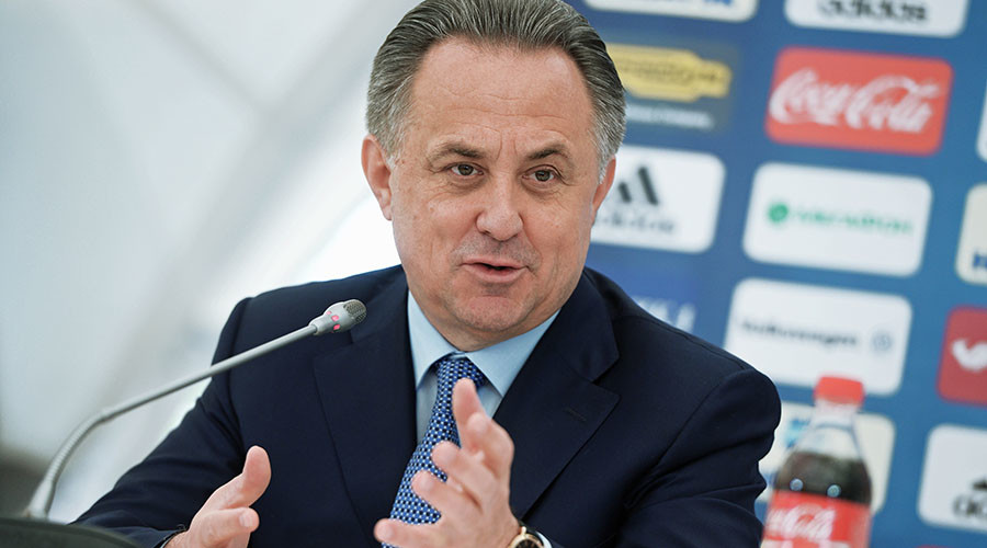 'Information attack': Russian Sports Minister on ARD claims of his ties to doping scandal