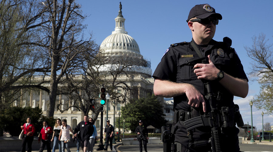 Several people shot in Washington, DC, in neighborhood near Capitol building and Union Station