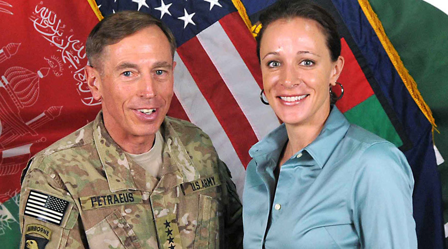 FBI found over 300 classified docs on computer of Petraeus' mistress