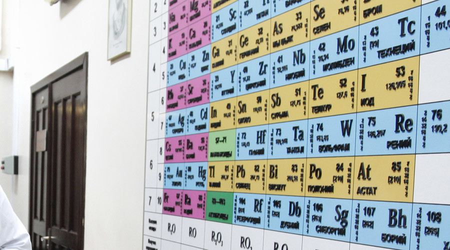 4 new periodic elements named Nihonium, Moscovium, Tennessine & Oganesson
