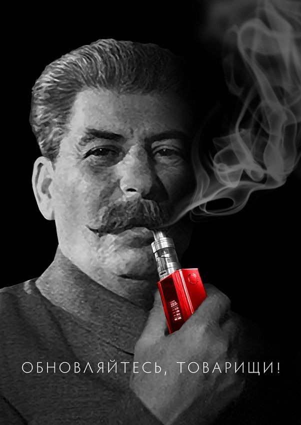 Proud Atheist Josef Stalin Is Euphoric In This Moment Enjoying A