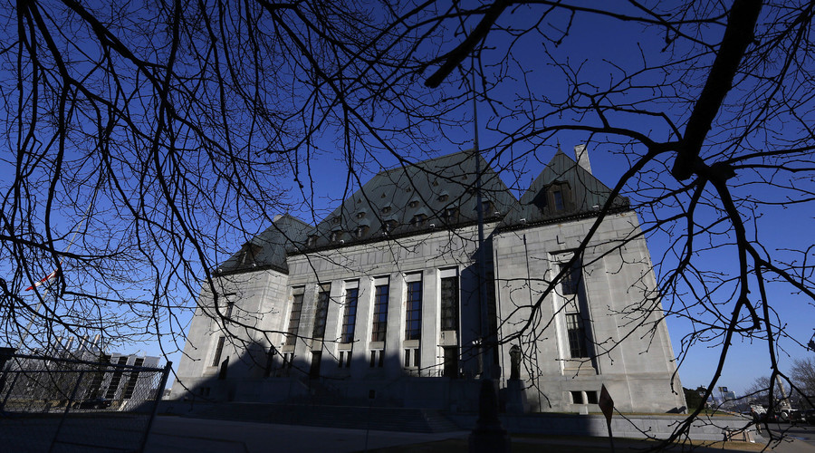 Canada's top court rules all non-penetrative sex acts involving animals are legal