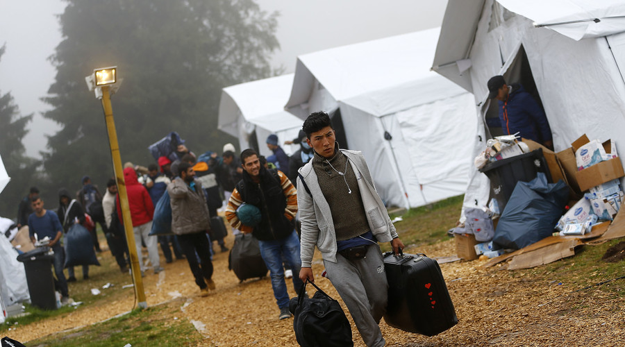 'Trend is very clear': Austrian refugee centers targeted 13 times in 1st quarter of 2016