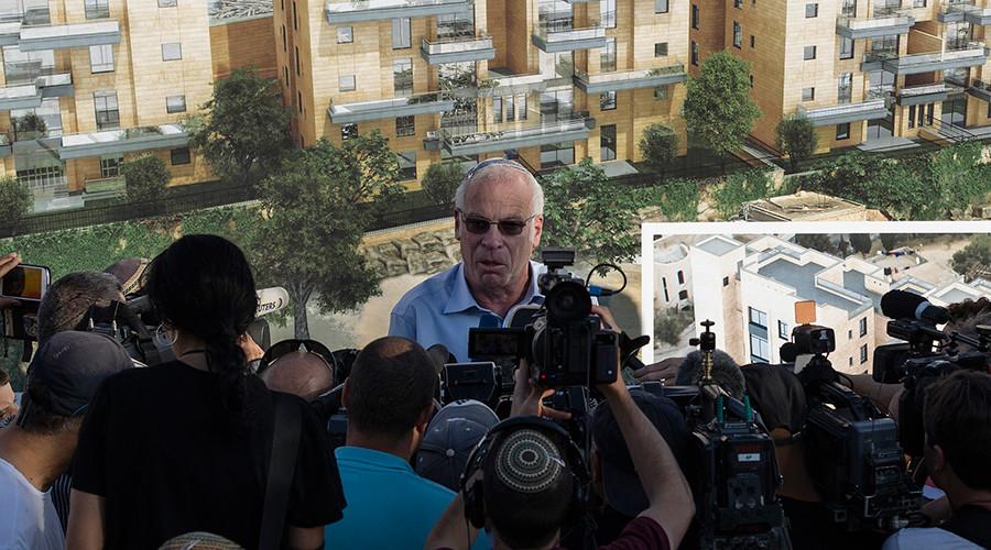 Israeli Minister of Agriculture Uri Ariel © Ronen Zvulun