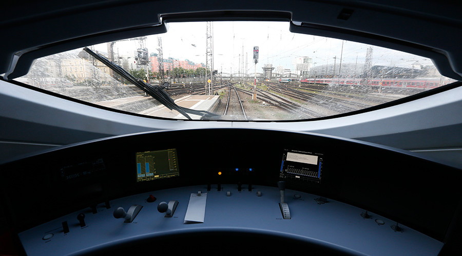German rail operator to launch self-driving trains in 5yrs