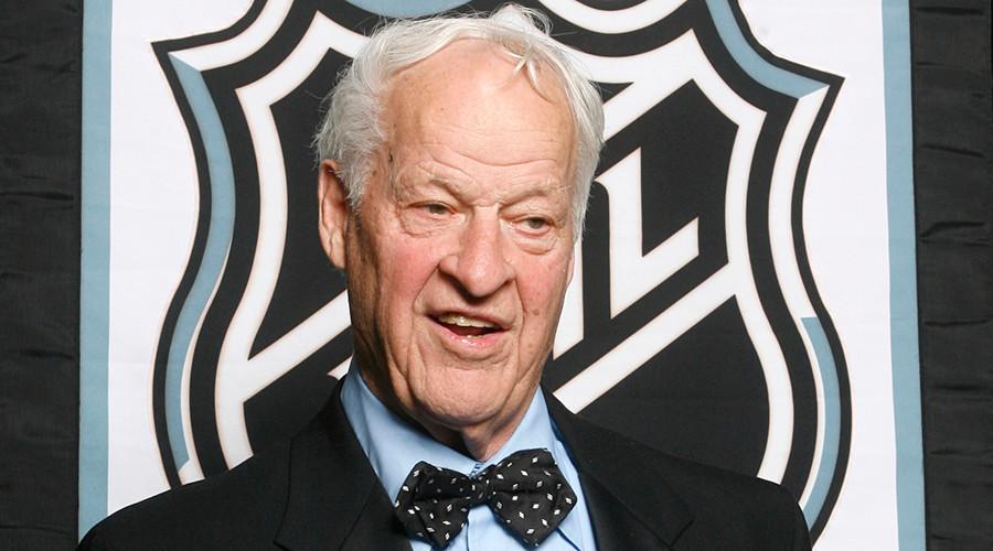 NHL legend Gordie Howe © Reuters