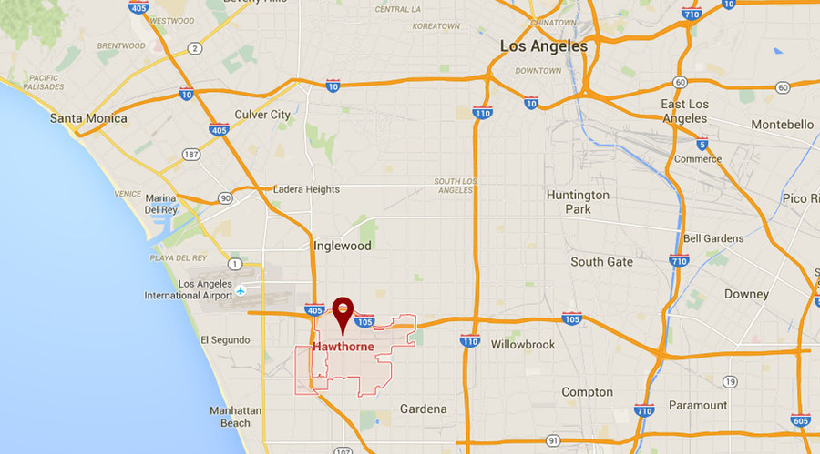 Cessna plane crashes into apartments in Hawthorne, California; 2 dead