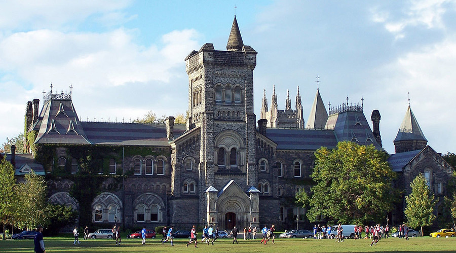 Lockdown lifted at University of Toronto after police fail to find 'suspicious' man