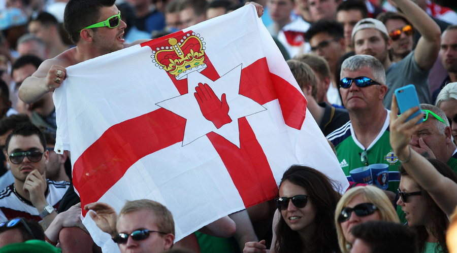 Euro 2016: Northern Ireland fan dies in Nice