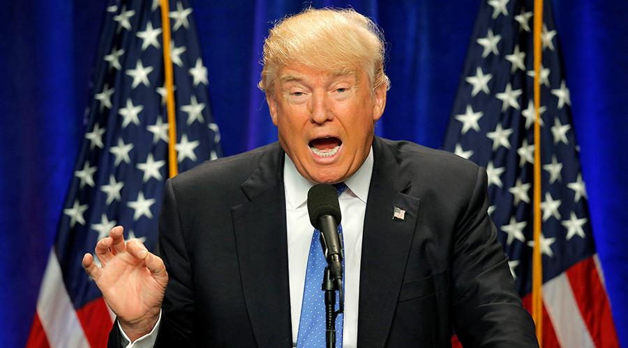 U.S. Republican presidential candidate Donald Trump © Brian Snyder