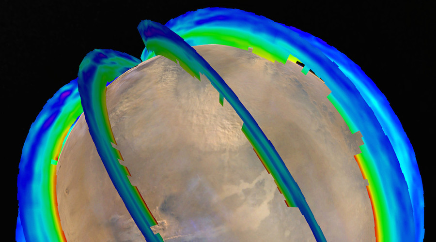 Mars now a bit more predictable: NASA orbiters discover 'seasons' of dust storms