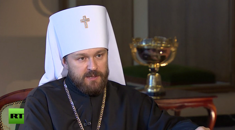 'Unity cannot be imposed on churches' – Russian Orthodox Church spokesman to RT