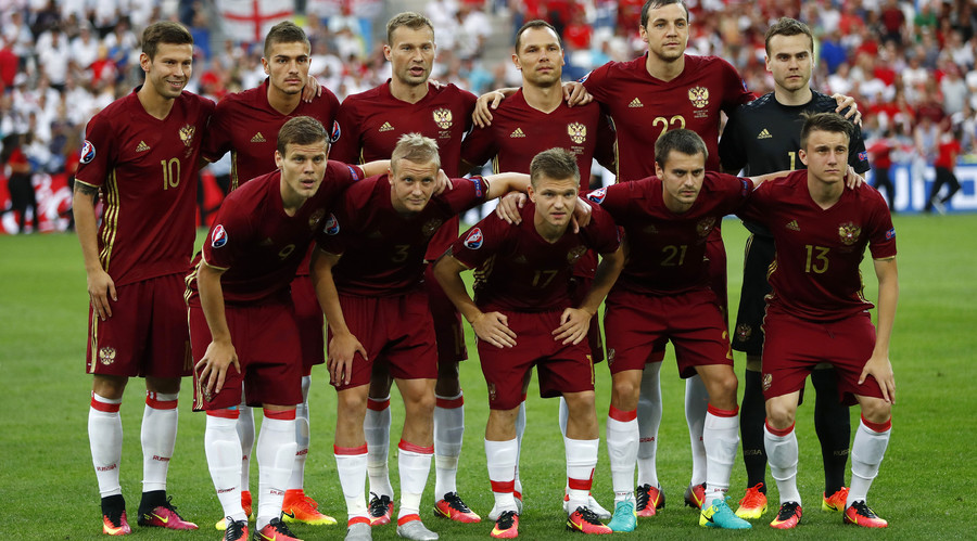 Euro 2016: Russia to face Slovakia as threat of violence overshadows tournament