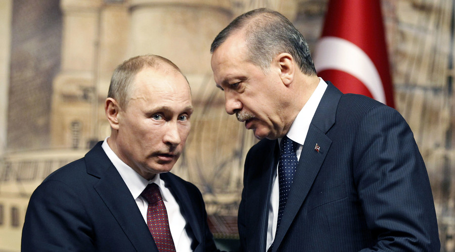 Russia Signs Strategic Gas Deal With Turkey