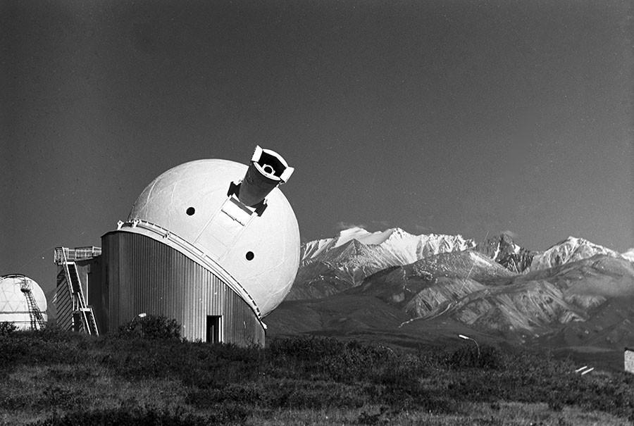 Sayan Solar Observatory ©Korotkoruchko