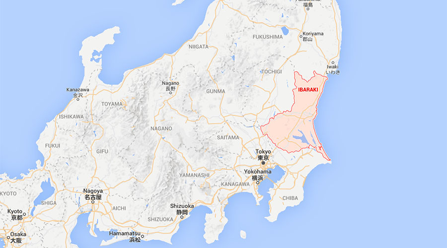 Blast rocks fertilizer factory in Ibaraki, Japan, knocking out power in neighborhood