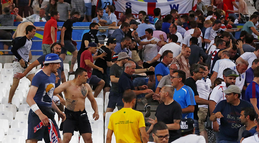 New details from Marseille brawl suggest Russian, English football hooligans joined to fight locals