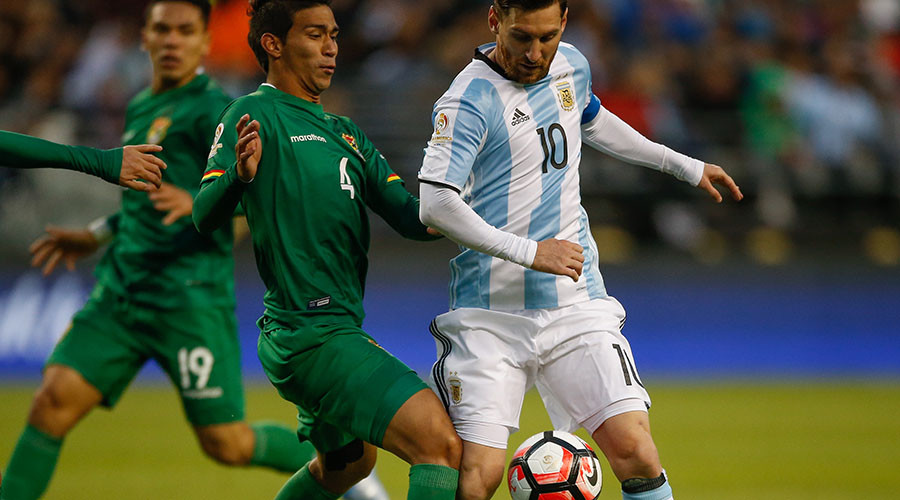 Copa America: Argentina cruises through, Brazil crashes out