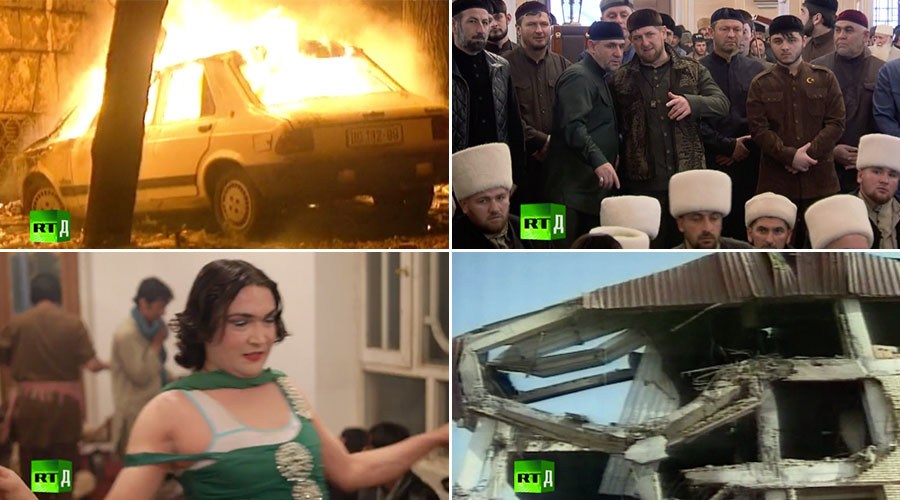 #RTD5: Five provocative hot-topic documentaries made by RT
