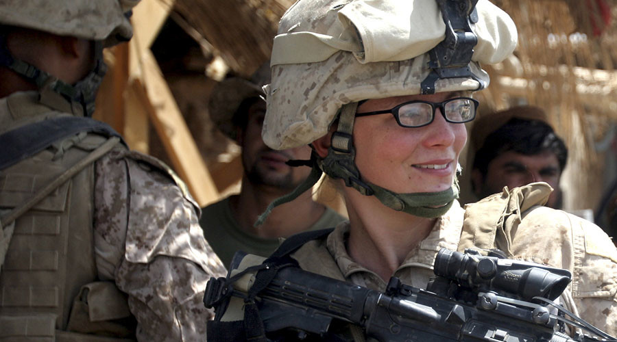 Senate approves defense bill allowing draft of women