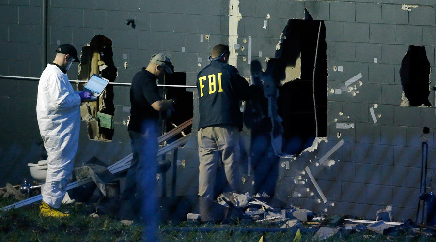 FBI calls Orlando massacre both hate crime & terrorism