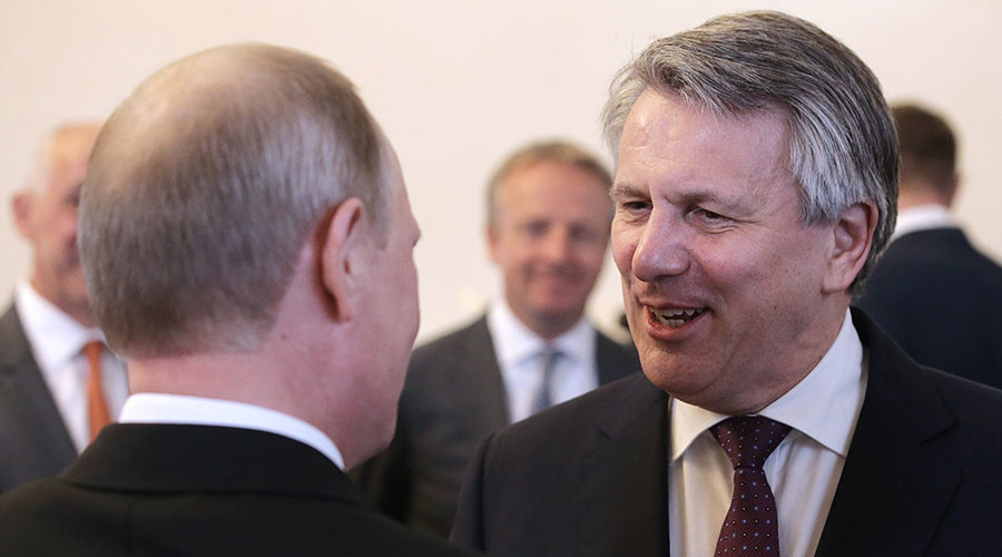 Shell & Gazprom agree Baltic LNG project