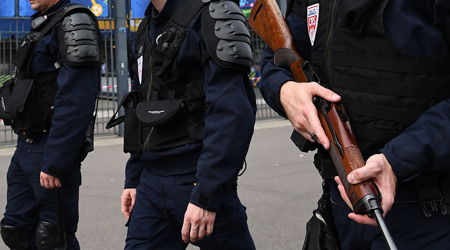 French police arrest man suspected of planning attack on Russian, US tourists