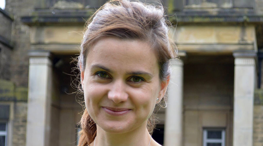 Brexit referendum campaigns suspended after Jo Cox MP murder